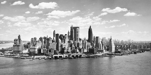 Manhattan Waterfront, NYC