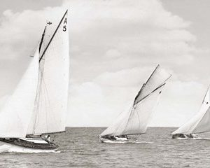 Sloops Racing, 1926