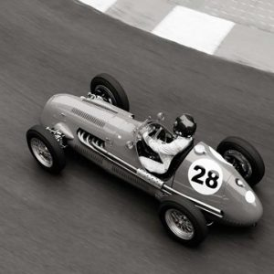 Historical Race Car at Grand Prix de Monaco 3