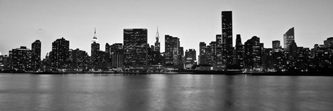 Midtown Manhattan Skyline, NYC 1