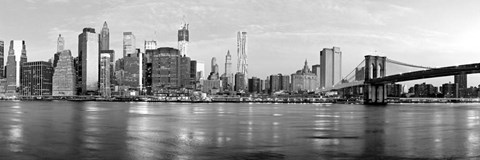 Manhattan and Brooklyn Bridge, NYC 1