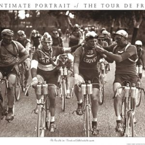 Smokers - An Intimate Portrait of The Tour de France