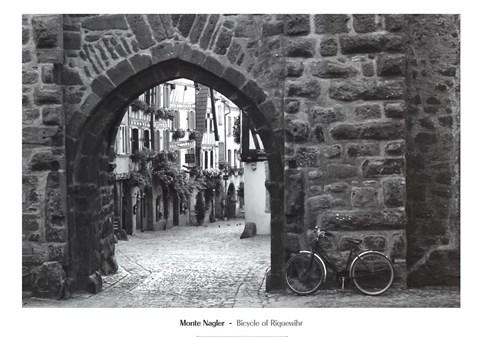 Bicycle of Riquewihr