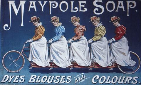 Maypole Soap