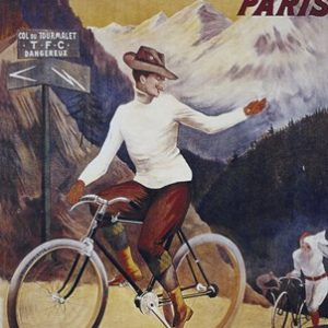 La Touricyclette, Paris