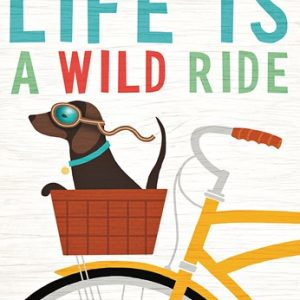Beach Bums Dachshund Bicycle I Life