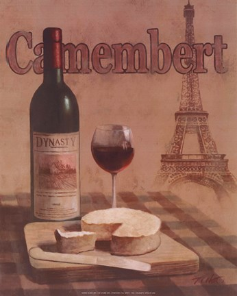 Camembert - Tour Eiffel