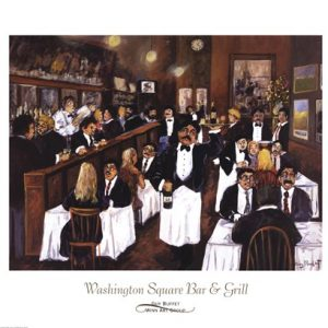 Washington Square Bar & Grill