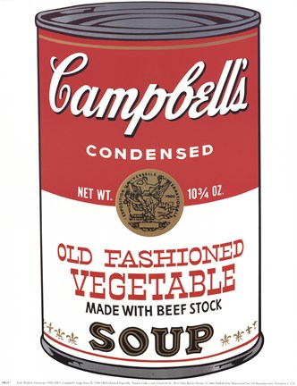 Campbell's Soup (Ica)