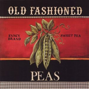 Old Fashioned Peas