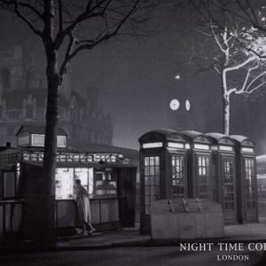 Night Time Coffee, London