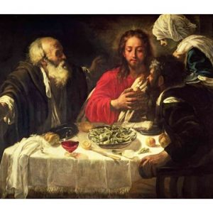 The Supper at Emmaus, c.1614-21