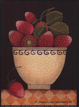 Cup O'Strawberries