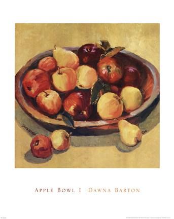 Apple Bowl I