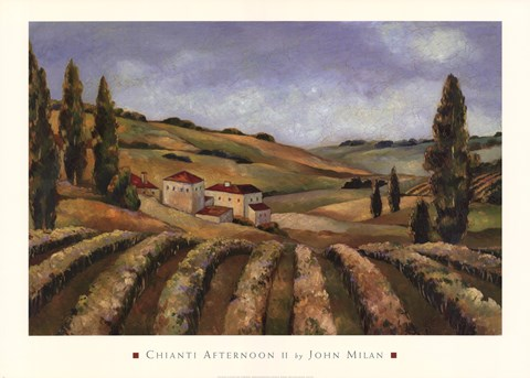 Chianti Afternoon II