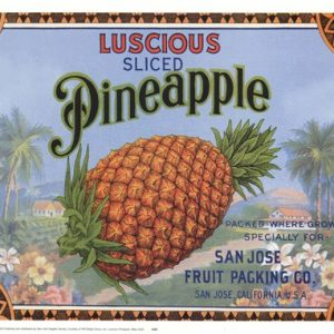 Luscious Pineapple
