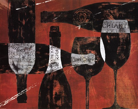 Wine Selection III Red