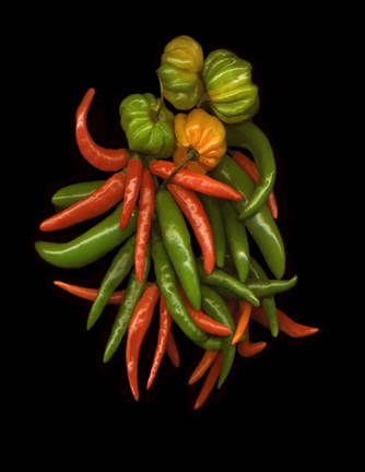 Hot Peppers 3