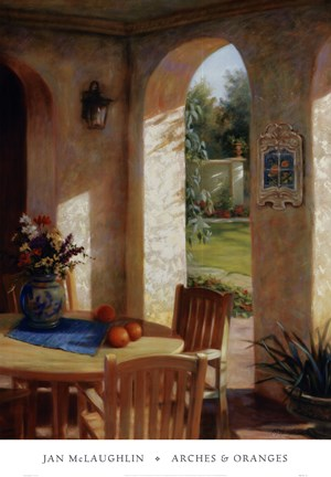 Arches and Oranges