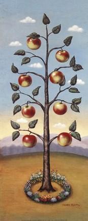 Apple Topiary