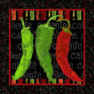 Spicy Peppers I