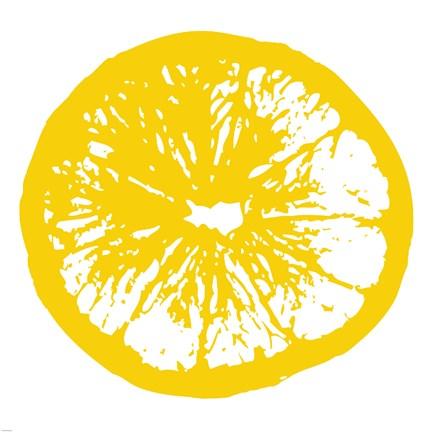 Yellow Orange Slice