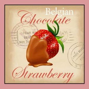 Belgian Chocolate Strawberry