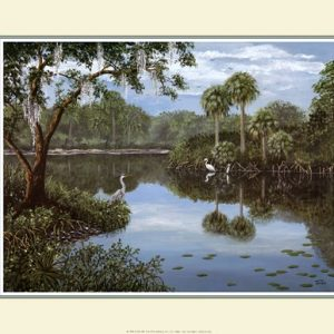 Three Cranes Swamp