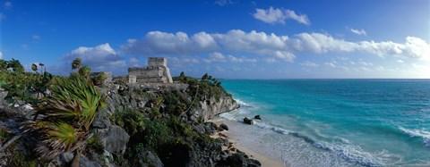 El Castillo Tulum Mexico