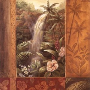 Tropical Waterfall II
