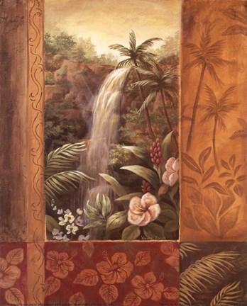 Tropical Waterfall II