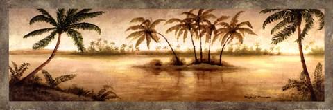 Golden Tropics I