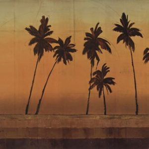 Sunset Palms I - CS