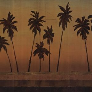 Sunset Palms II - CS