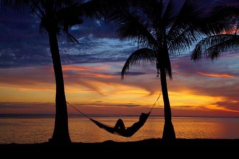 Hammock, Travel, Fiji