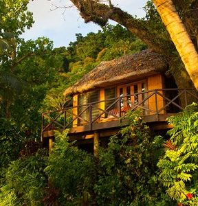 Villa at Matangi Private Island Resort, Fiji
