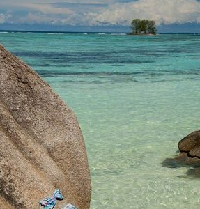 Seychelles, La Digue, Tropical escape
