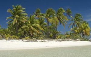 Tapuaetai Motu, Aitutaki, Cook Islands