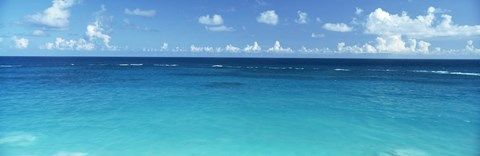 View Of The Atlantic Ocean, Bermuda