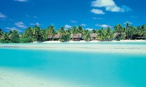 Aitutaki Atoll, Cook Islands, New Zealand