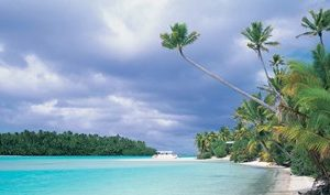 Aitutak Cook Islands New Zealand
