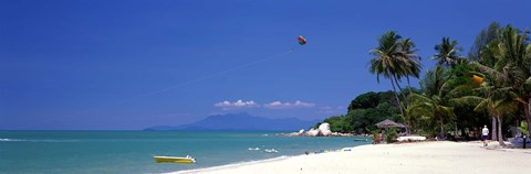 White Sand Beach Penang Malaysia