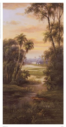 Tropical Lagoon I